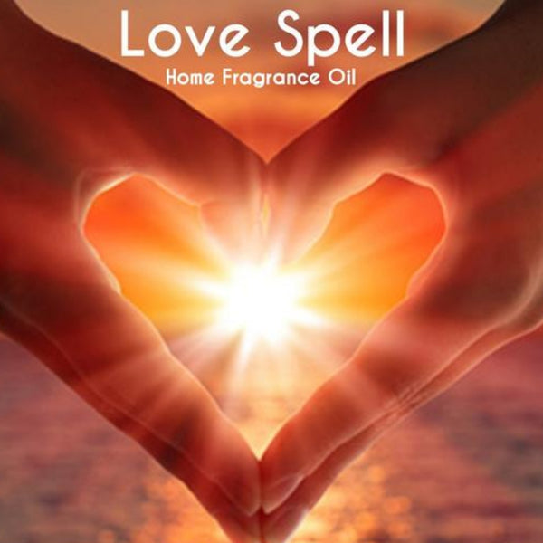Love Spell (Type) Home Fragrance Diffuser Warmer Aromatherapy Burning Oil