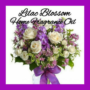 Lilac Blossom Home Fragrance Diffuser Warmer Aromatherapy Burning Oil