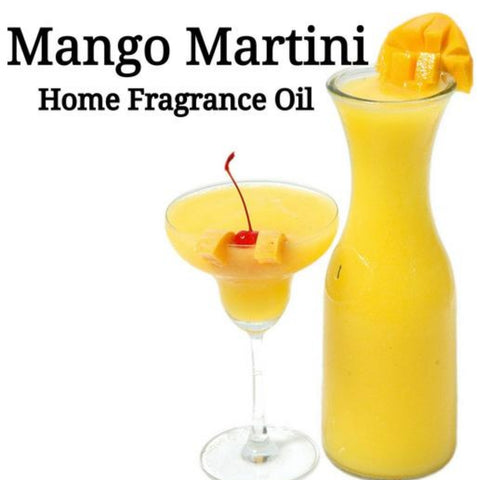Mango Martini Home Fragrance Diffuser Warmer Aromatherapy Burning Oil