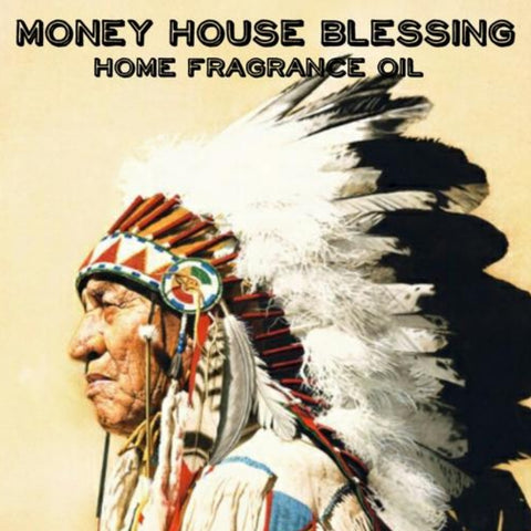 Money House Blessing (Type) Home Fragrance Diffuser Warmer Aromatherapy Burning Oil
