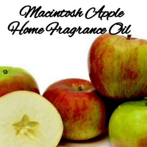 Macintosh Apple Home Fragrance Diffuser Warmer Aromatherapy Burning Oil