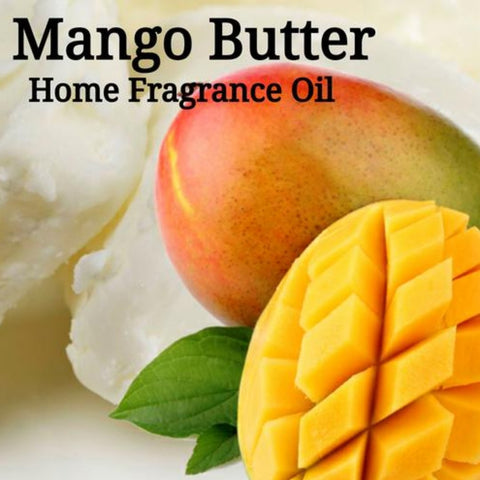 Mango Butter Home Fragrance Diffuser Warmer Aromatherapy Burning Oil