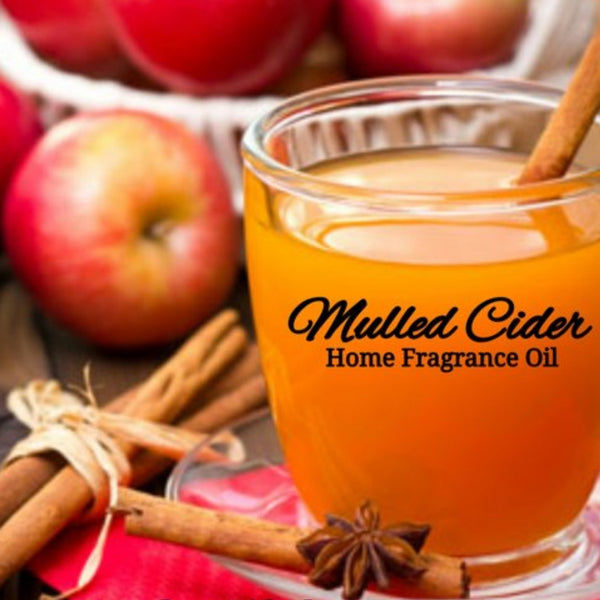 Mulled Cider Home Fragrance Diffuser Warmer Aromatherapy Burning Oil