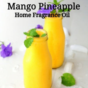 Mango Pineapple Home Fragrance Diffuser Warmer Aromatherapy Burning Oil
