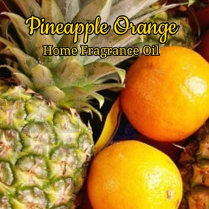 Pineapple Orange Home Fragrance Diffuser Warmer Aromatherapy Burning Oil