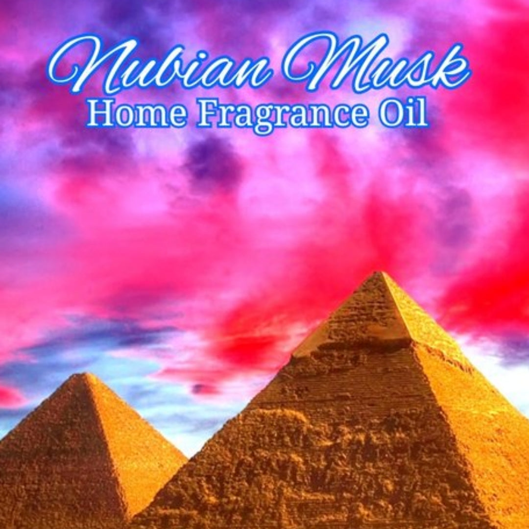 Nubian Musk Home Fragrance Diffuser Warmer Aromatherapy Burning Oil