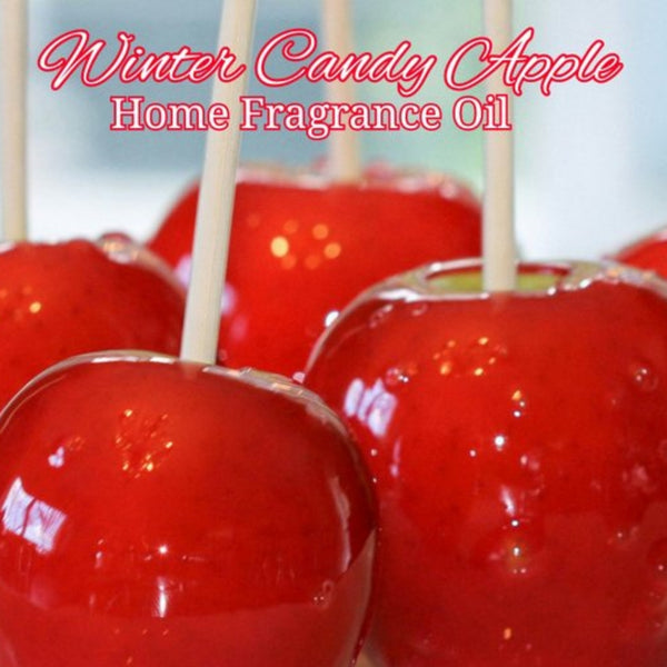 Winter Candy Apple (Type) Home Fragrance Diffuser Warmer Aromatherapy Burning Oil