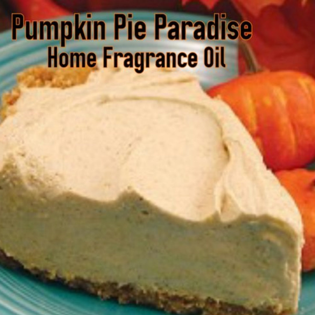 Pumpkin Pie Paradise Home Fragrance Diffuser Warmer Aromatherapy Burning Oil