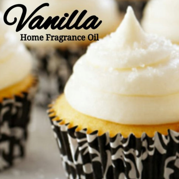 Vanilla Home Fragrance Diffuser Warmer Aromatherapy Burning Oil