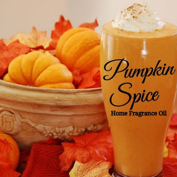 Pumpkin Spice Home Fragrance Diffuser Warmer Aromatherapy Burning Oil
