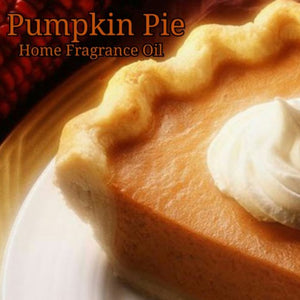 Pumpkin Pie Home Fragrance Diffuser Warmer Aromatherapy Burning Oil