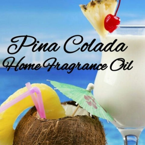 Pina Colada Home Fragrance Diffuser Warmer Aromatherapy Burning Oil