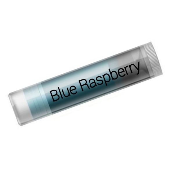 Blue Raspberry Lip Balm Moisturizers 3 Pack