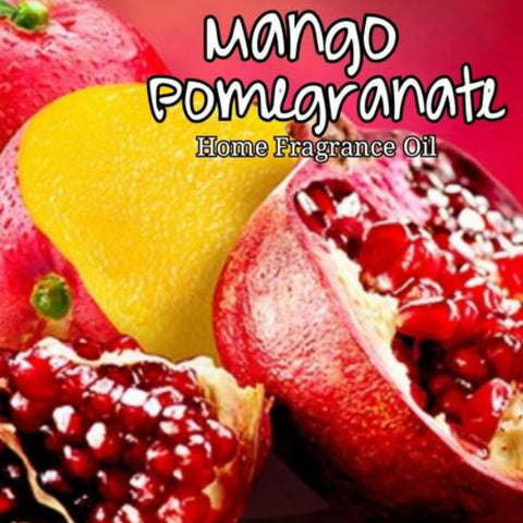 Mango Pomegranate Home Fragrance Diffuser Warmer Aromatherapy Burning Oil