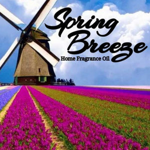 Spring Breeze Home Fragrance Diffuser Warmer Aromatherapy Burning Oil