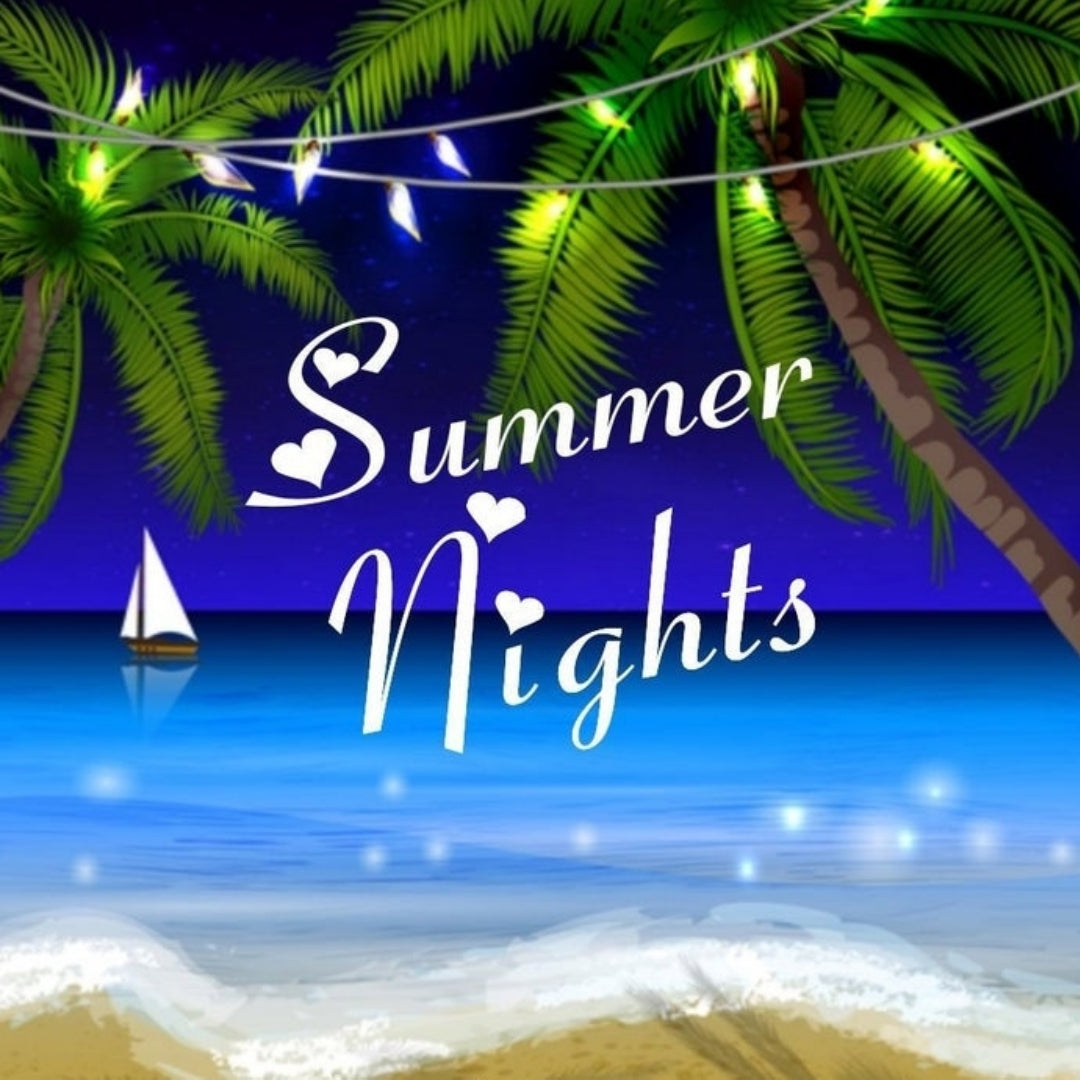 Summer Nights Candle/Bath/Body Fragrance Oil