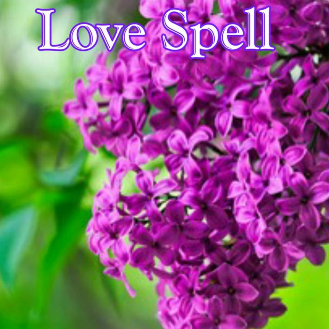 Love Spell Candle/Bath/Body Fragrance Oil