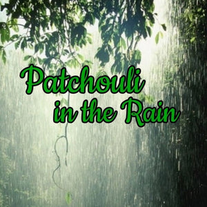 Patchouli in the Rain Candle/Bath/Body Fragrance Oil