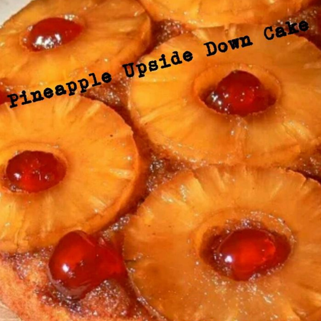 Pineapple Upside Down Cake Candle/Bath/Body Fragrance Oil