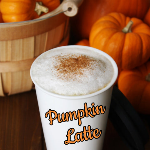 Pumpkin Latte Candle/Bath/Body Fragrance Oil