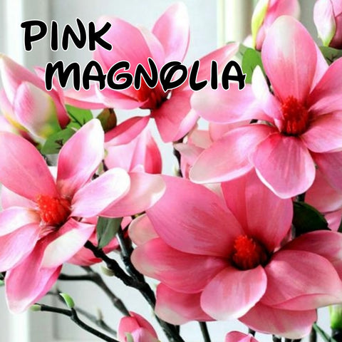 Pink Magnolia Candle/Bath/Body Fragrance Oil