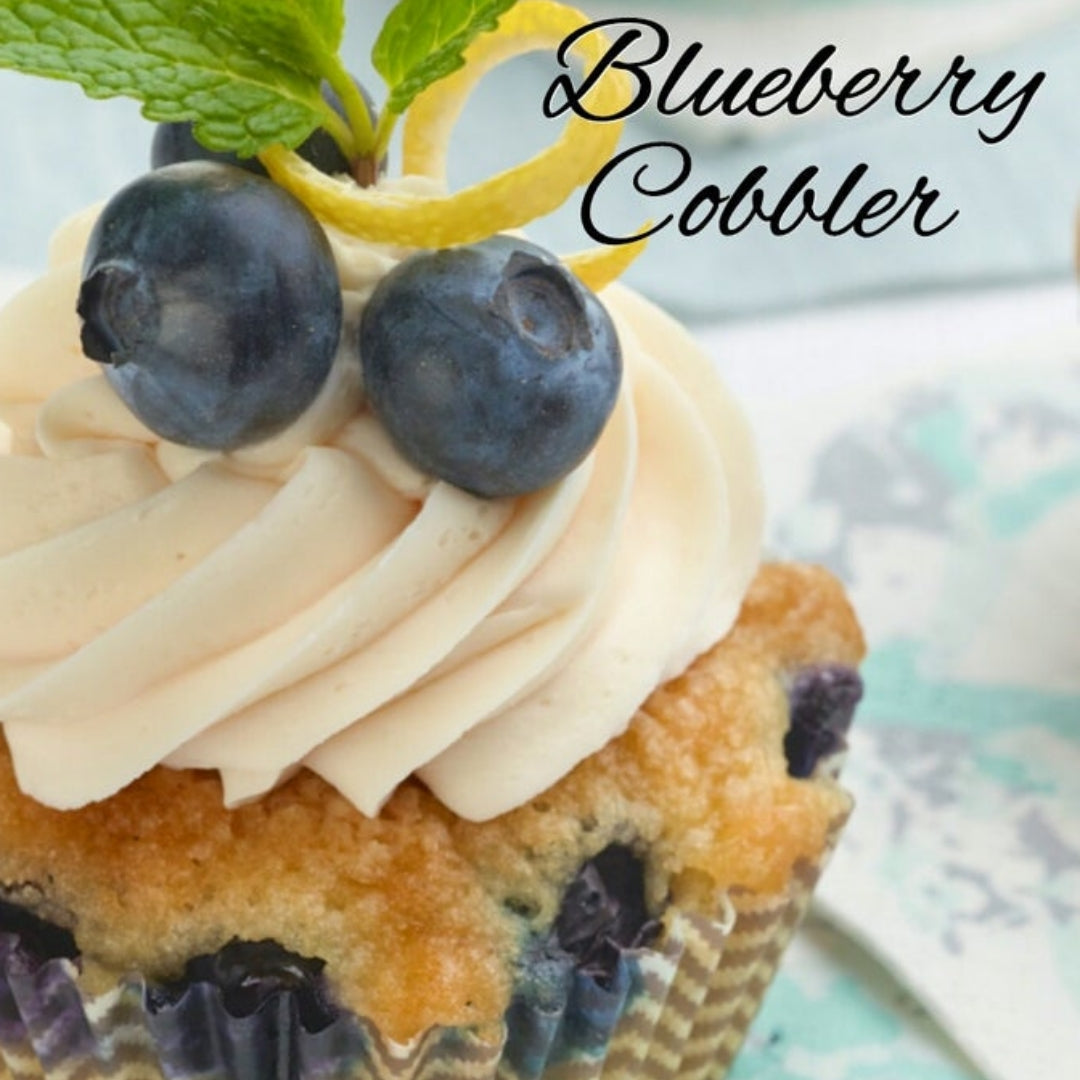 Blueberry Cobbler Candle/Bath/Body Fragrance Oil