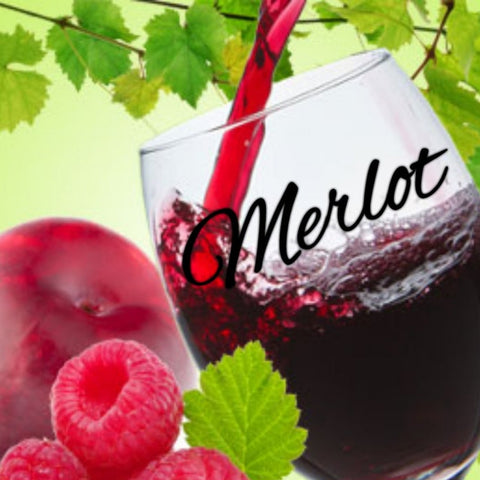 Merlot Candle/Bath/Body Fragrance Oil
