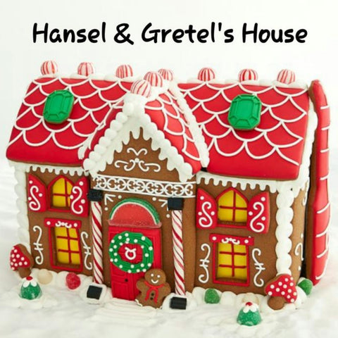Hansel Gretels House Candle Fragrance Oil