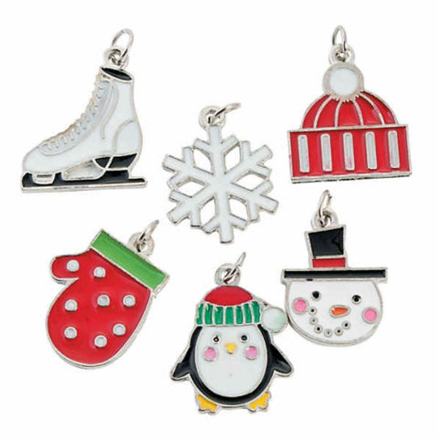 Christmas In The City Assorted Charms