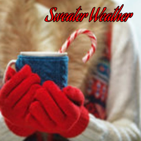 Sweater Weather (Type) Candle/Bath/Body Fragrance Oil
