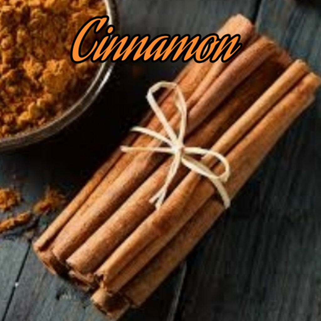 Cinnamon Candle/Bath/Body Fragrance Oil