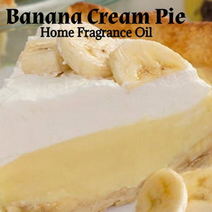 Banana Cream Pie Home Fragrance Diffuser Warmer Aromatherapy Burning Oil