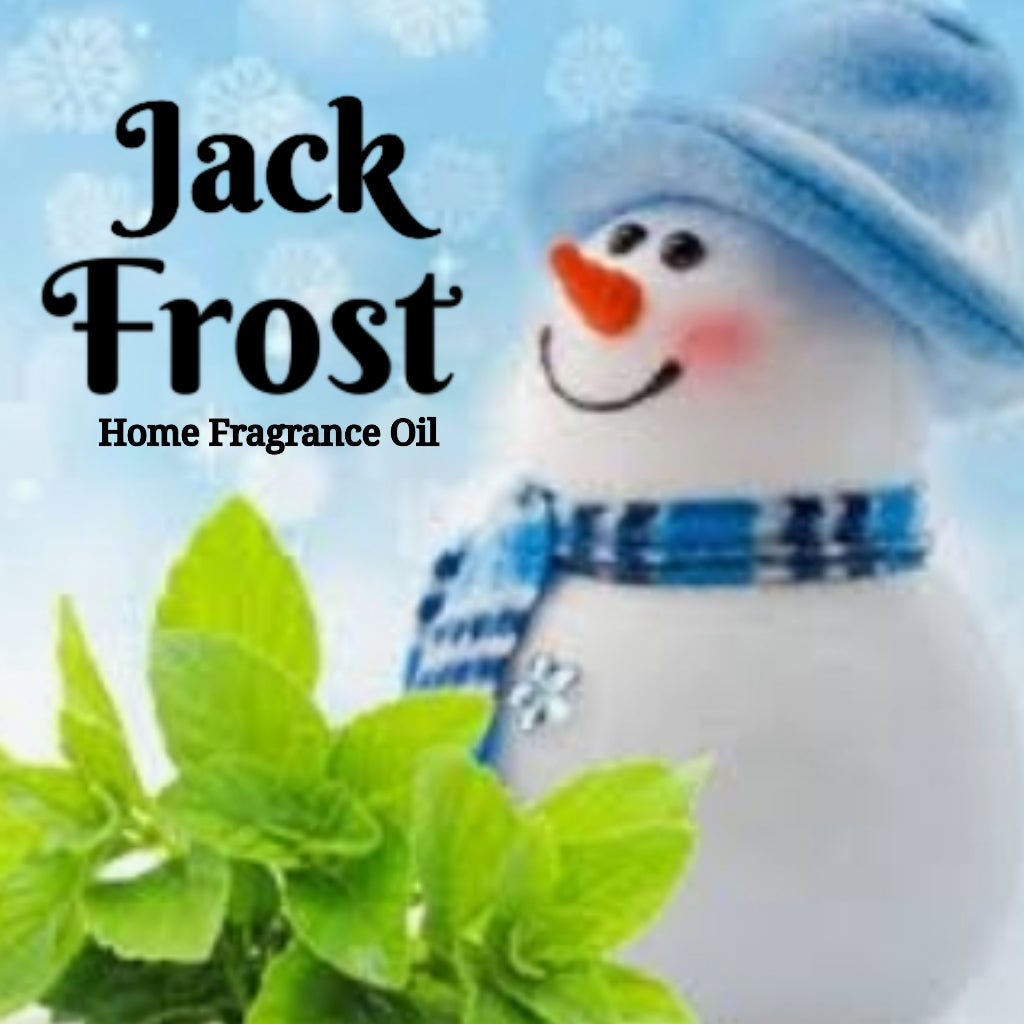 Jack Frost (Type) Home Fragrance Diffuser Warmer Aromatherapy Burning Oil