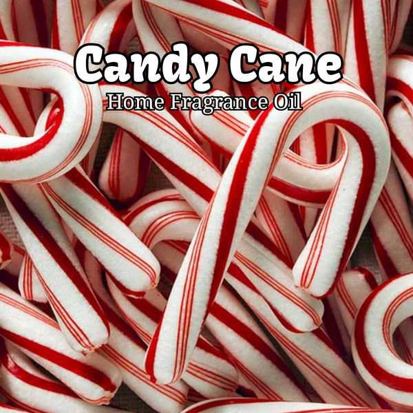 Candy Cane Home Fragrance Diffuser Warmer Aromatherapy Burning Oil
