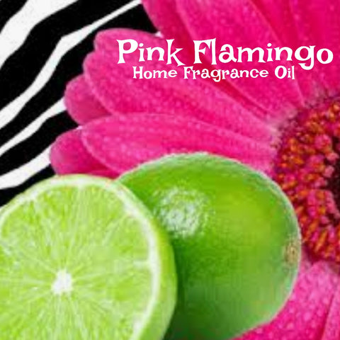 Pink Flamingo Home Fragrance Diffuser Warmer Aromatherapy Burning Oil