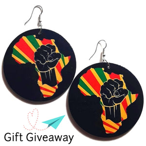New Year 2020 February Giveaway ~ POWER FIST AFRICA