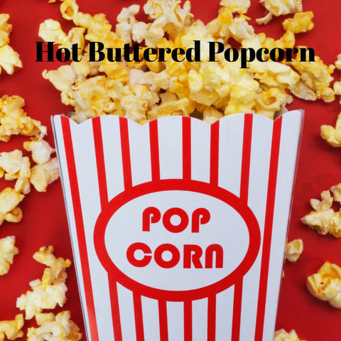Hot Buttered Popcorn Candle/Bath/Body Fragrance Oil