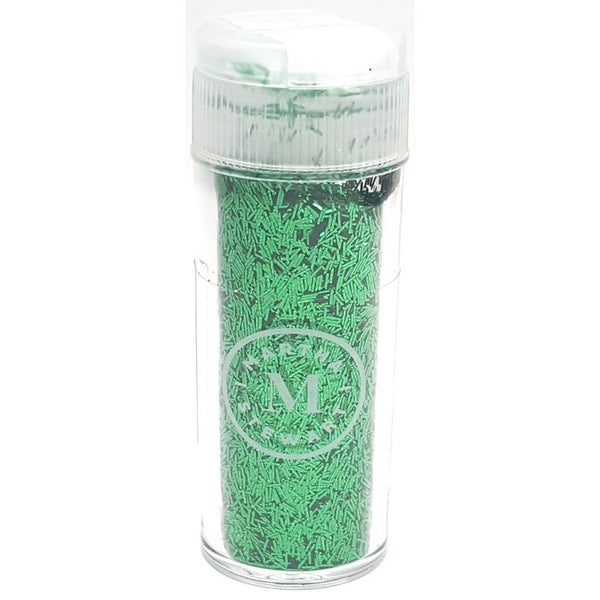 Martha Stewart Crafts™ MALACHITE Tinsel Glitter