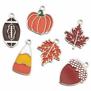 Autumn is Here Jewelry Bracelet Necklace Charms