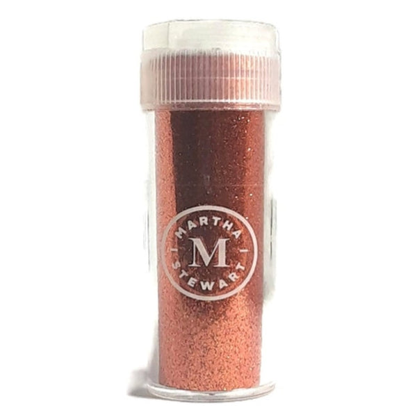 Martha Stewart Crafts™ ORANGE TOPAZ Fine Glitter