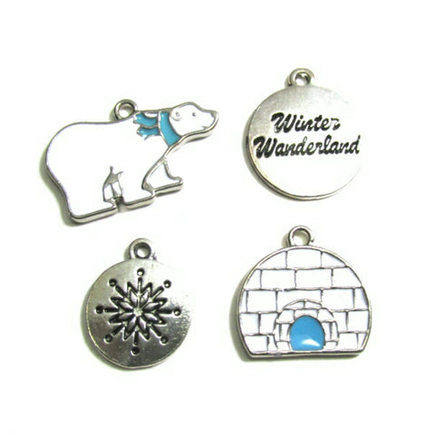 Winter Wonderland Charms