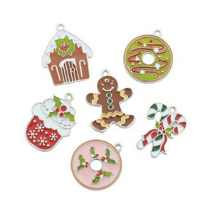 Christmas Bakery Shoppe Charms