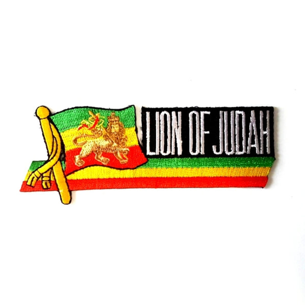 Lion of Judah Iron-On Patch