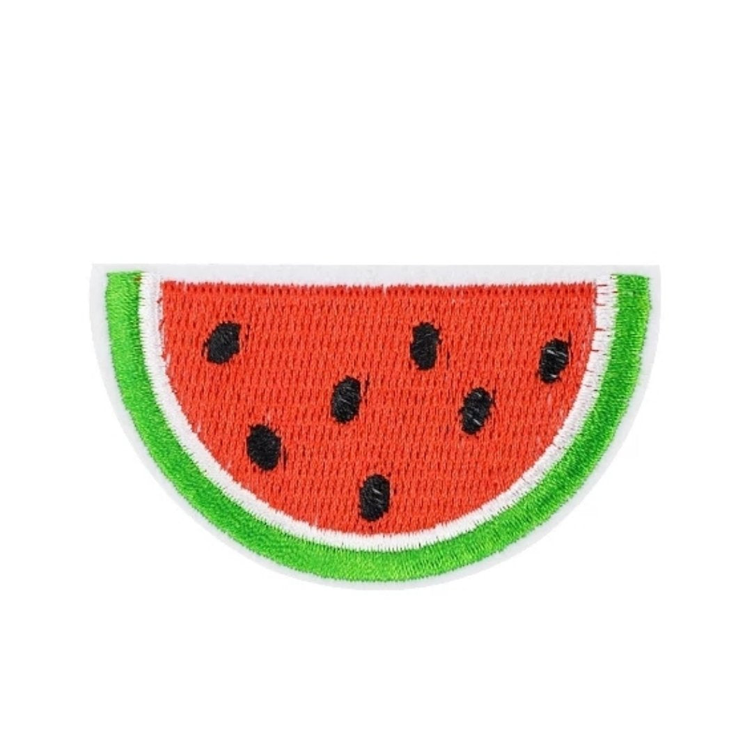 Watermelon Iron-On Patch
