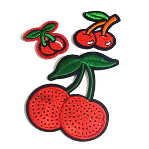 Everything Cherries Iron-On Patches