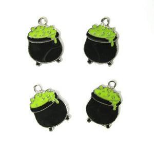 Halloween Witches Brew Charms