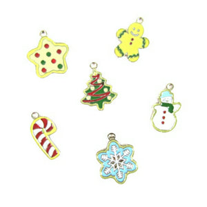 Christmas Cookies Charms