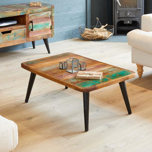 Coastal Chic Coffee Table, Coffee Table - Hickory Furniture