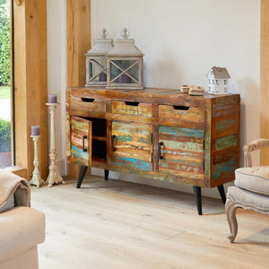 Coastal Chic Large Sideboard, Sideboard - Hickory Furniture