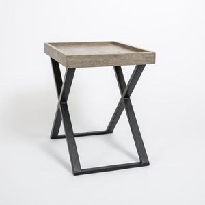 Pacific | End Table | Aged Oak-End Table-Hickory Furniture Co.-Hickory Furniture Co.